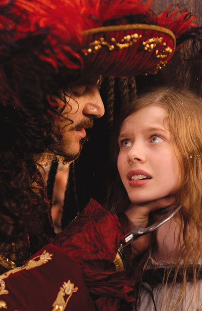 Peter Pan Hook and Wendy